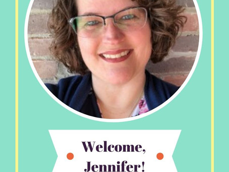 Our team is growing... Meet Jennifer!