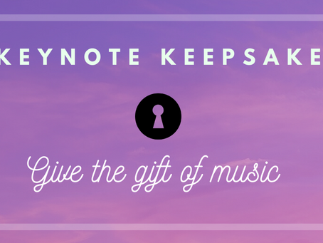 Give the gift of music this holiday season