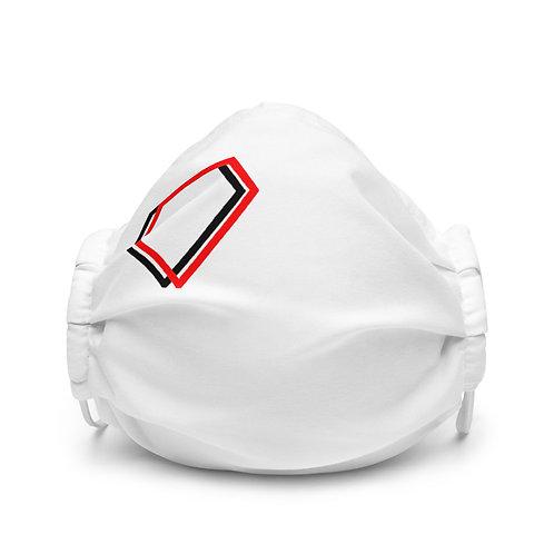 Premium Formal Alternative Logo Facemask