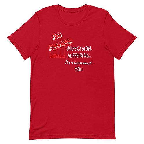 """Gioielli """"No More"""" Unisex T-Shirt"""