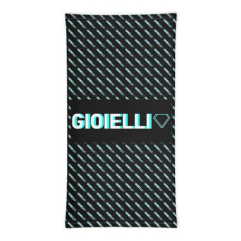 Premium Classic Gioielli Monogram Neck Gaiter
