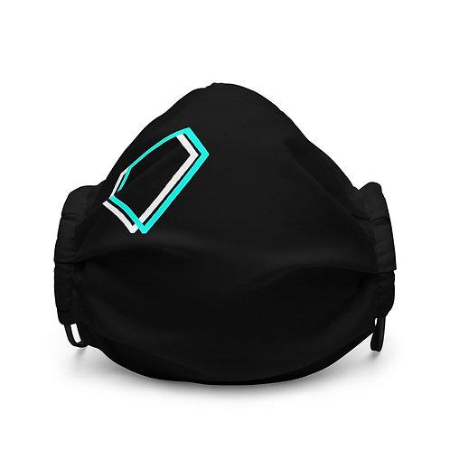 Premium Formal Classic Logo Facemask
