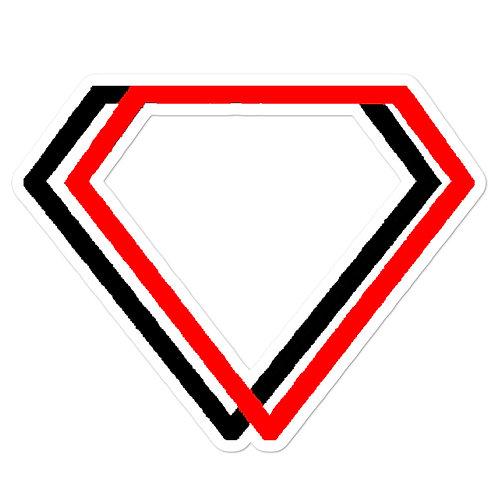 Gioielli Alternative Logo Bubble-Free Sticker