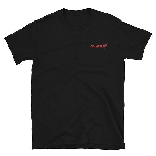 """Romance"" Embroidered Unisex T-Shirt"
