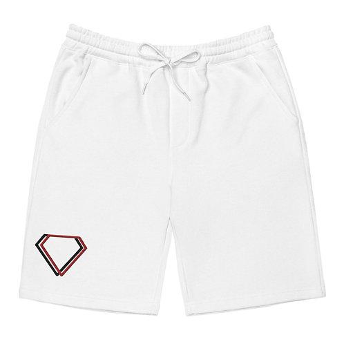 Gioielli Alt Logo Embroidered Unisex Fleece Shorts
