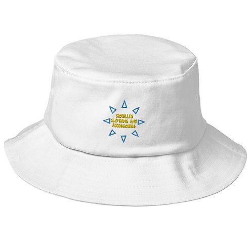Gioielli Beach Old School Bucket Hat