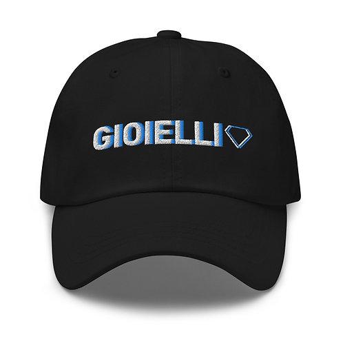 Gioielli Classic Embroidered  Hat