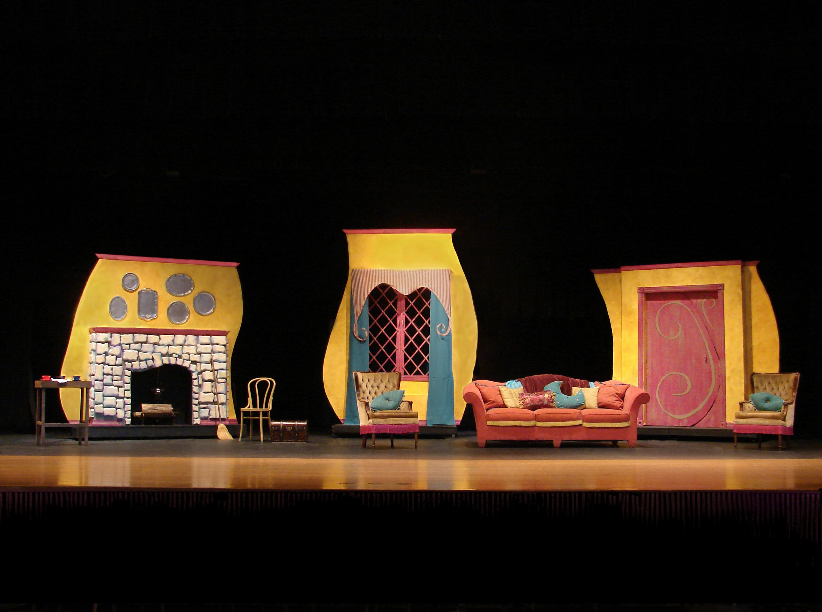 Cinderella - Manor House