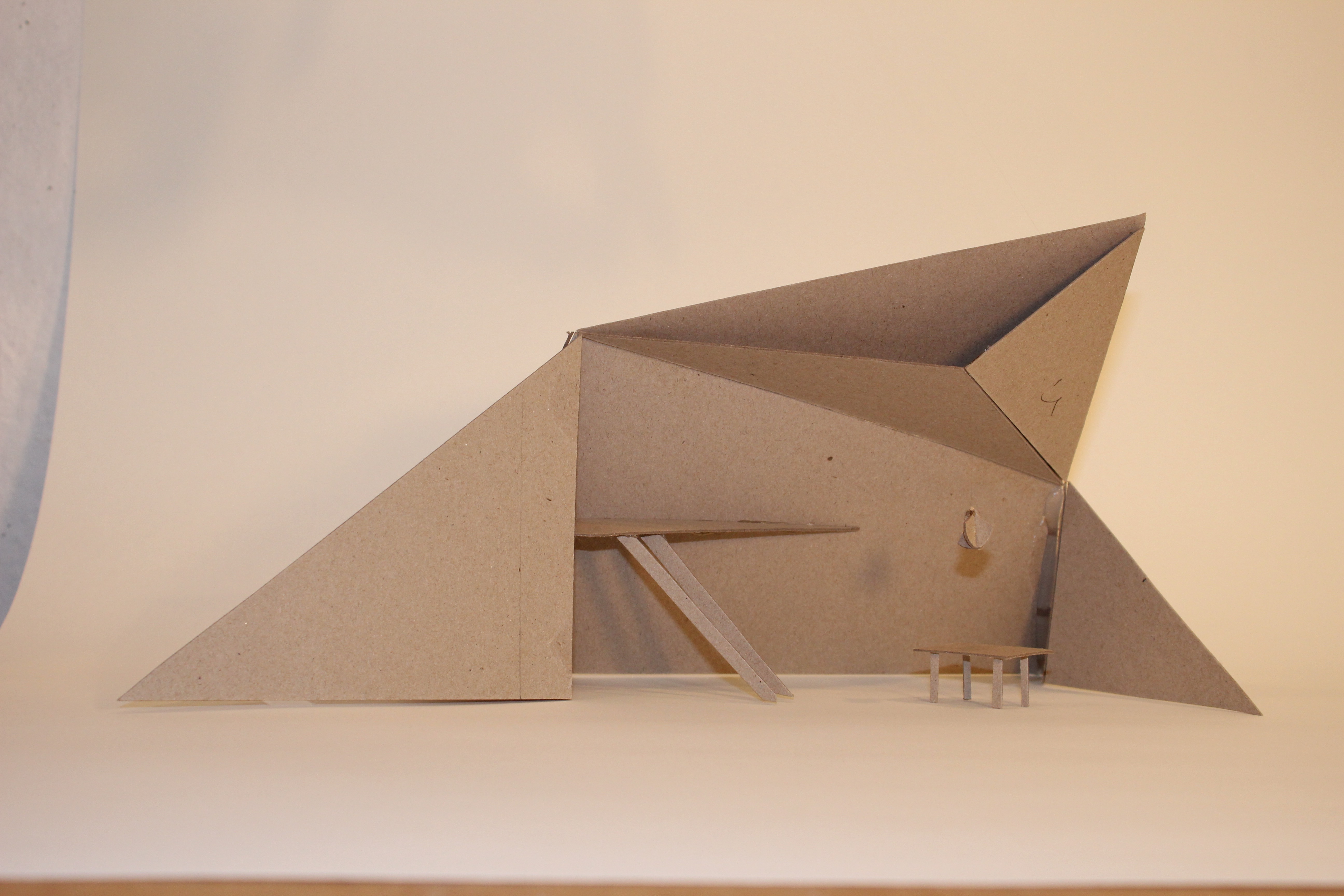 'Outside the Box' Project - View B