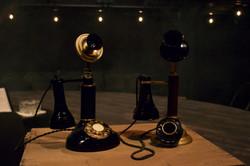 Candlestick Phones