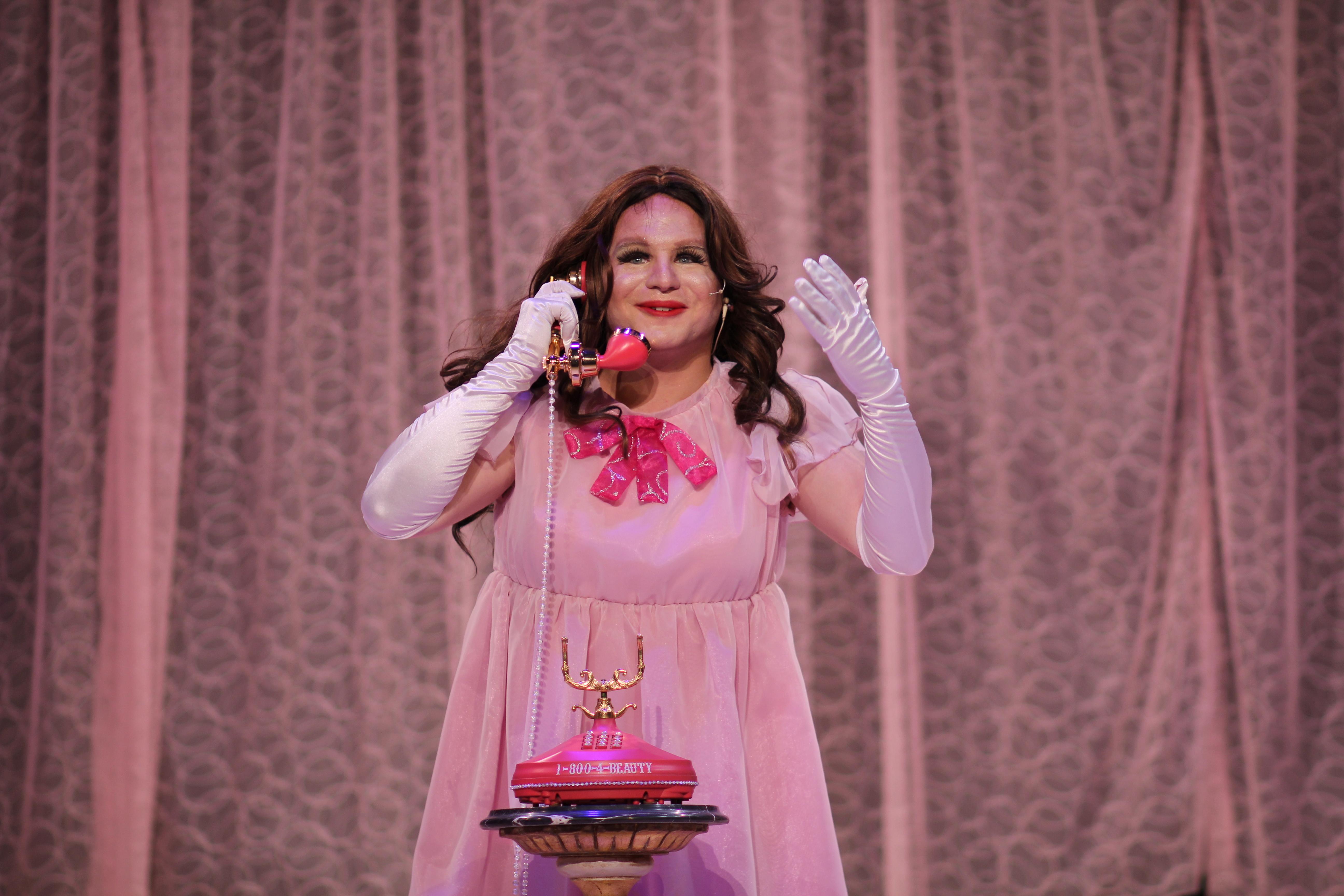 Beauty Hotline Telephone