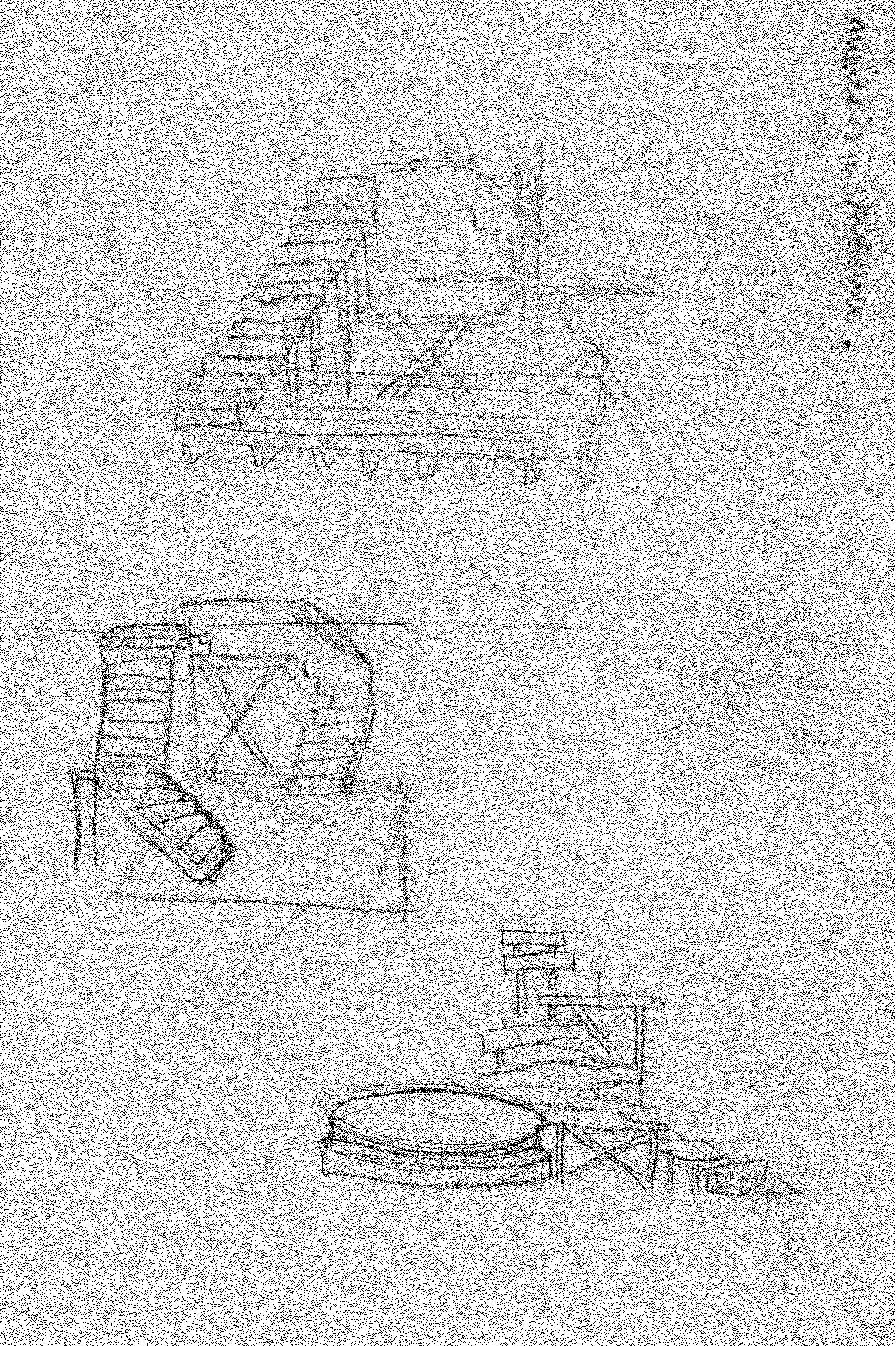 'Hope & the Future' Initial Sketch