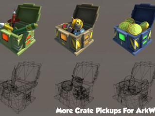 More Crate Pickups For ArkWar