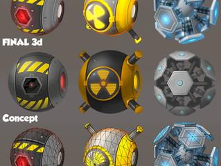 ArkWar - Explosions!