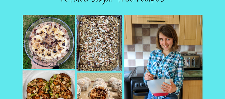 Naturally Healthy eBook - 20 vegan, gluten-free & refined sugar-free recipes