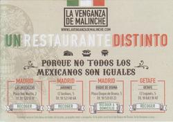 La Venganza de Malinche