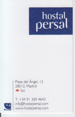 Hostal Persal