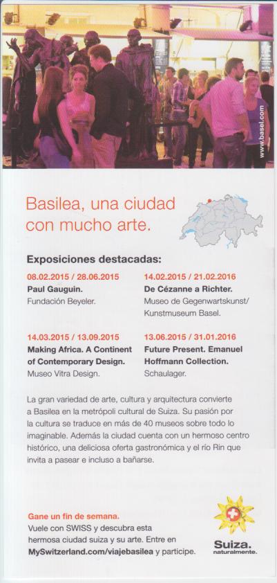 Swiss art exposition 2