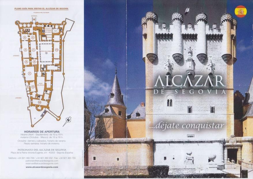 Alcazar Pamphlet