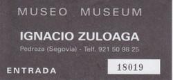 Museo Entrada