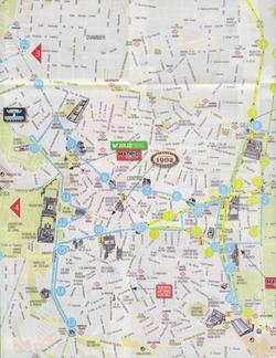 Madrid bus map2