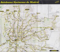 El buho mapa