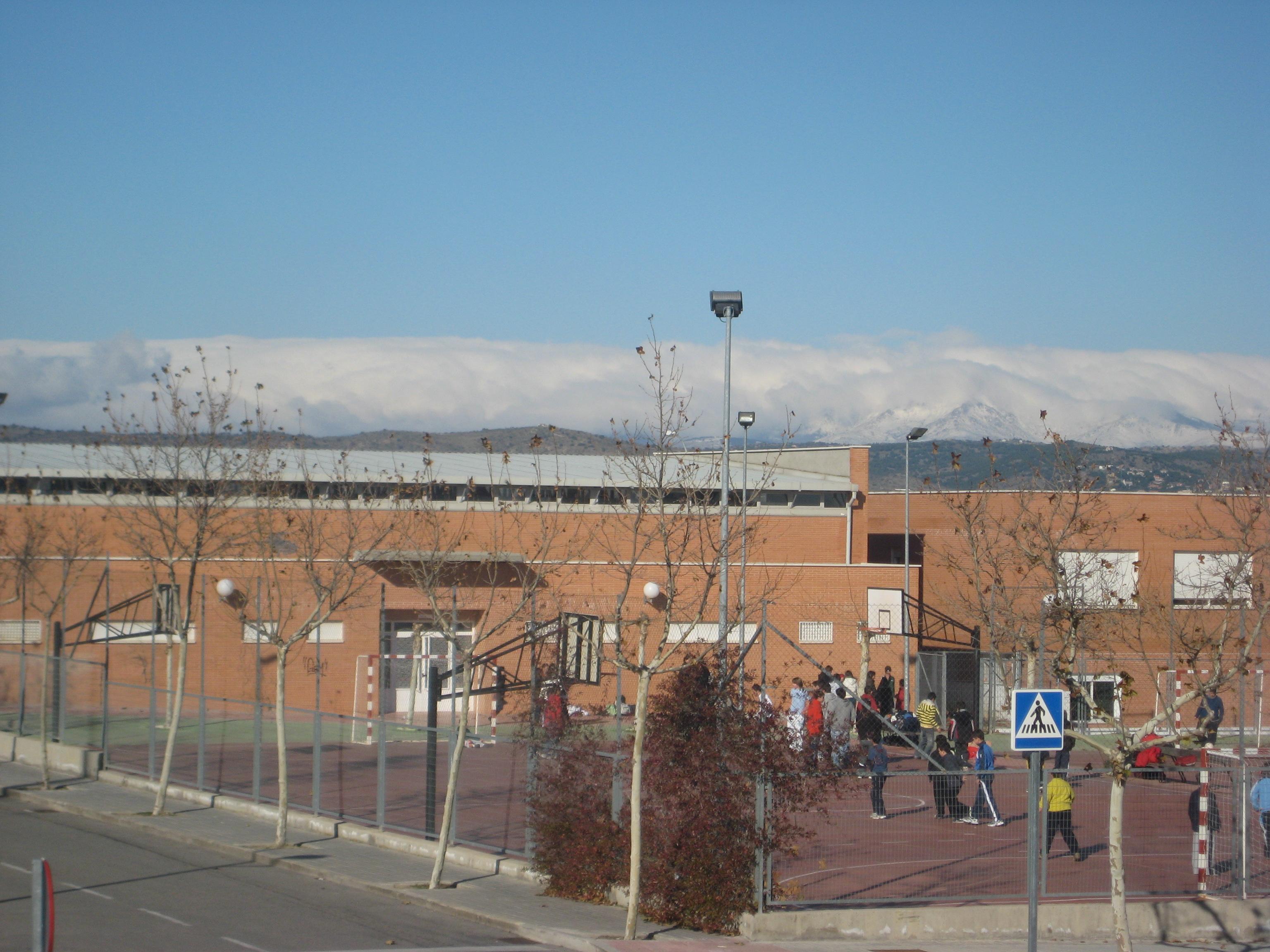 Instituto en Villanueva de la Cañada
