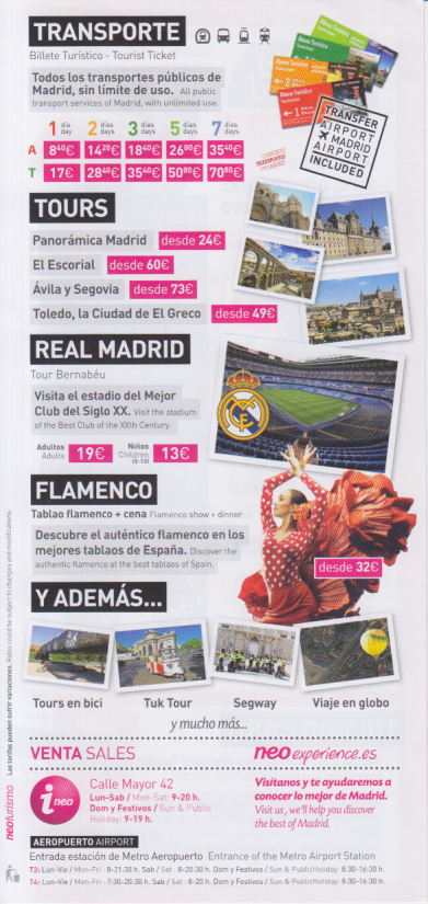 Madrid Card2