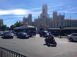 La Plaza Cibeles