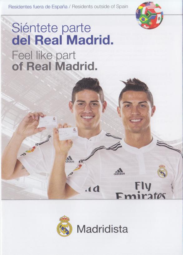 Madridista Form