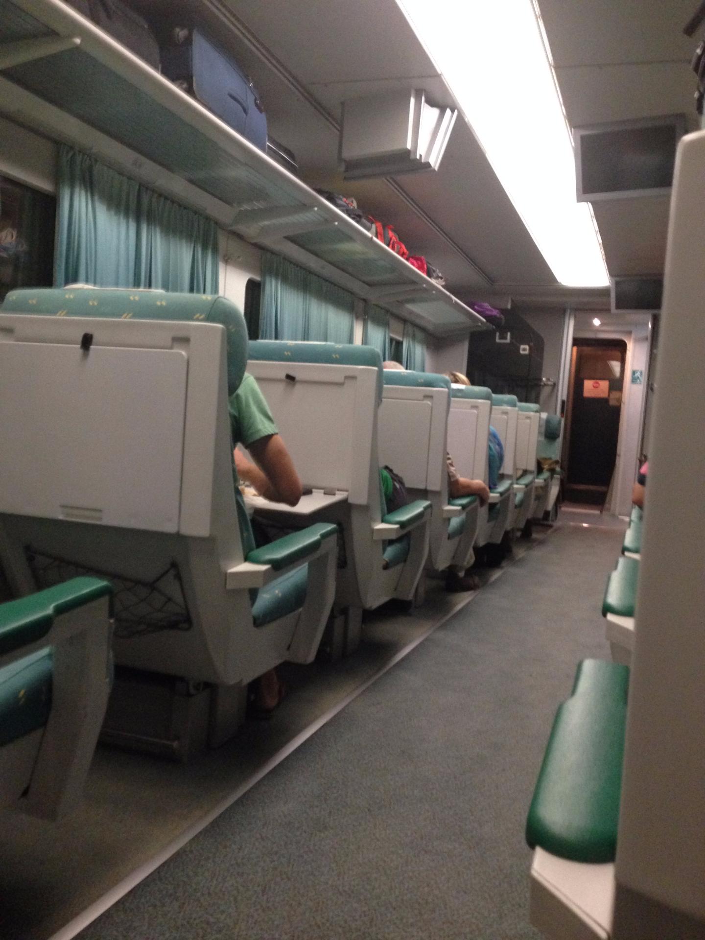 Tren nocturno