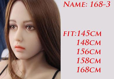 MY Doll 168-3