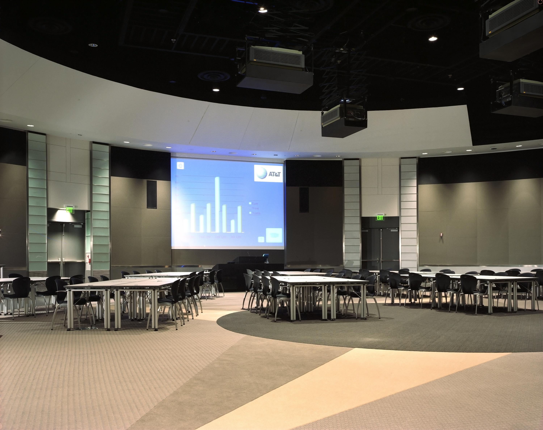 TCI interior conference