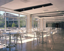 TCI interior lunch room