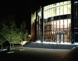 Regency Plz exterior night 2