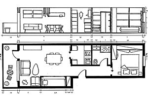 2D PLAN/COUPE ESPACE AMENAGE.jpg
