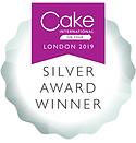 Cake Internatonal Silver Award