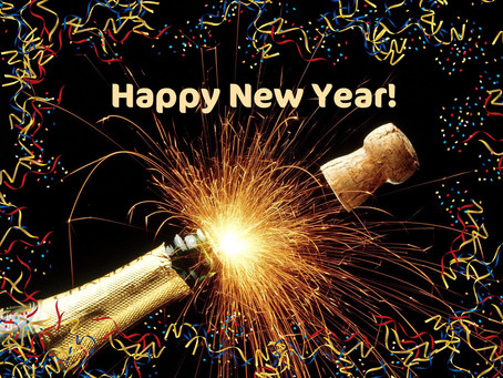 Happy New Year and Thank You!
