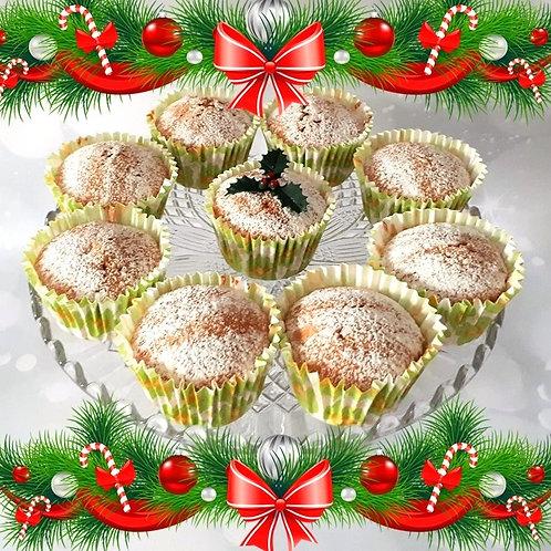Mince Pie Cupcakes - Box of 12