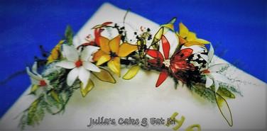 Gelatine Flowers