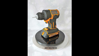Pick Up & Carry Cordless Drill