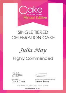 Cake International Virtual Exhibition