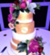 white & Gold wedding cake.jpg