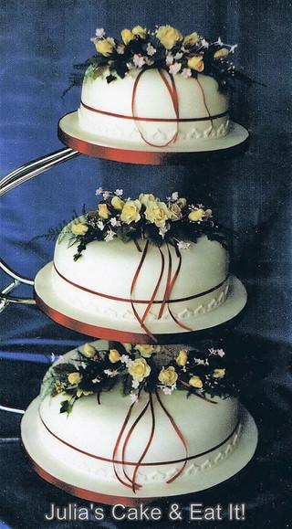 3 Tier Cake