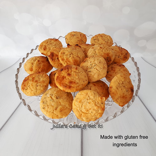 Spicy Cheesy Corn Muffins - Box of 10