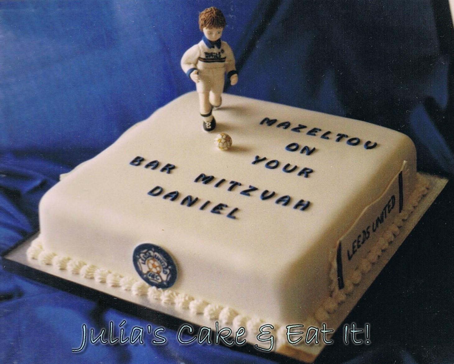 Children S Birthday Cakes North London
