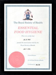 Royal Society of Health