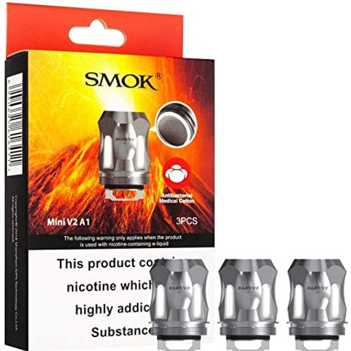 SMOK TFV8 BABY MINI V2 REPLACEMENT COILS (3-PACK)