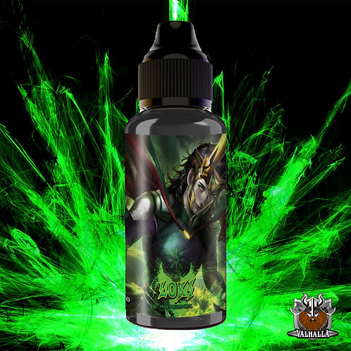 LOKI 120ML SHORTFILL