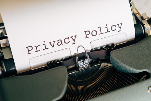 Privacy statement opmaak